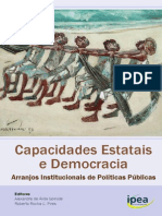 Capacidades Estatais e Democracia Web