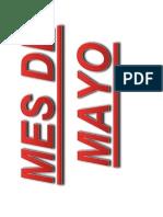 Fechas Civicas de Mayo Peru