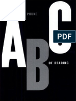 Ezra Pound - ABC of Reading