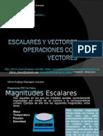 01 - Presentación 01 - Vectores Escalares - Propiedades