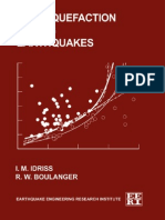 Soil Liquefaction During Earthquakes - Idriss and Boulanger - 2008