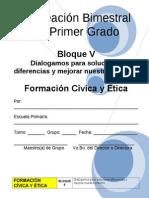 Plan - 1erGrado Bloque v FormaciónCyE