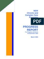 Nsw Chronic & Complex Care Programs