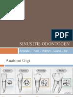 Sinusitis Dentogen