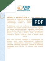 Apresentação Atual Saude e Tecnologia