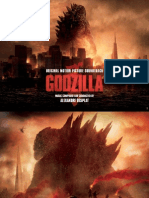 Digital Booklet - Godzilla (Original