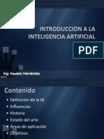 Unidad I - Introducción a La IA - 2012