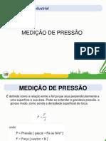Instrumentação Industrial - Módulo Pressão (Introdução)