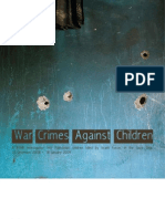 War Crimes Against Children PCHR