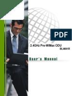 BL4601R 2.4GHz Pre-WiMax Manual Ver 1.1.1.2.pdf