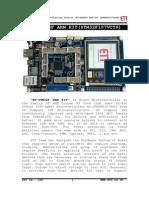 ARM STM32F107 Development Board Manual