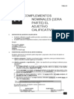 Cap 14 Adjetivo Calificativo