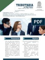 Flyer Esp gestion tributaria.pdf