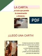 CARTA FORMAL 3°A