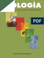 Etologia - Introduccion a La Ciencia Del Comportamiento - Juan Carrazza U. de Extremadura (1994)