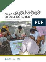 Creacion APs UICN