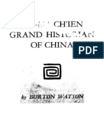 Ssu-ma Chien-grand Historian of China