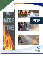 Curso Uso y Manejo Extintores