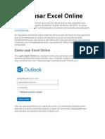 Cómo usar Excel Online.docx