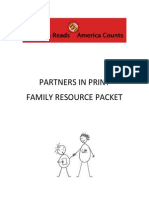2014- Family Resource Packet- ENGLISH