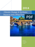 Climate Change & Spokane