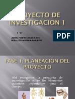 Proyecto de Investigacion 1