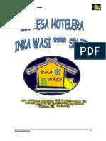Plan de Negocios - Inka Wasi
