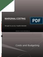 Marginal Cost Presentation Ready