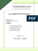 1.- Fermentacion 1 de Manzana (Monografia)
