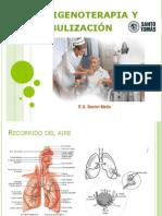 Oxigenoterapia y Nebulización