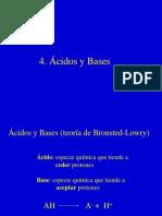 04. Acidos y Bases
