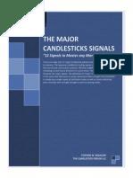 Candlesticks Major Signals