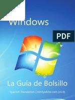 Windows 7 - La Guia de Bolsillo