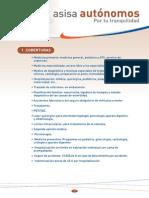 Asisa Autonomos Web 2011