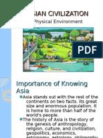 Asian Civilization