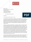 Response to Demand Letter