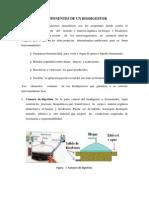 Componentes de Un Biodigestor