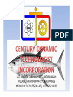 CDTI Company Profile