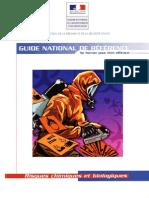 GNR Risques chimique et biologiques