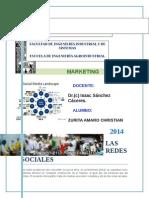 Las Redes Sociales Marketing