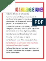 Hablemos Del Valor de La Honestida1