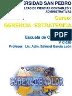 Exposicion Cadena de Valor