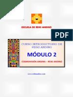Curso Reiki Andino Modulo 2 - Junio 2014