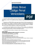 l Código Penal Venezolano