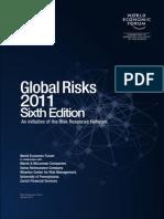 Global Risks 2011