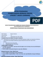 17. Contoh Pembelajaran Berbasis Proyek