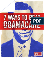 7 Ways to Beat ObamaCare