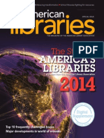 2014 State of Americas Libraries Report