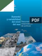 Aumento y Variabilidad Del Nivel Del Mar