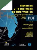 CISTI 2014 - Utilização do Arduino como Estratégia Pedagógica na Aprendizagem da Lógica de Programação. Autores